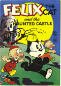 Golden Age (1938-1955):Cartoon Character, Four Color #46 Felix the Cat - File Copy (Dell, 1944) Condition: VF/NM. This was just the second Four Color issue for Fe...