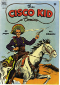 Golden Age (1938-1955):Western, Four Color #292 The Cisco Kid - Mile High pedigree (Dell, 1950) Condition: NM-. This was the de facto Cisco Kid Comics #...