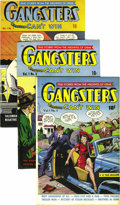 Golden Age (1938-1955):Crime, Gangsters Can't Win - Mile High pedigree Group (D.S. Publishing, 1948-49). In the rush to rip off the title of Crime Does ...