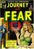 Golden Age (1938-1955):Horror, Journey Into Fear #3 (Superior, 1951) Condition: NM-. The makers ofthis series certainly knew what they liked when it came ...