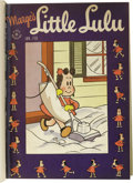 Golden Age (1938-1955):Humor, Marge's Little Lulu #1-120 Bound Volumes (Dell, 1948-1958). These ten bound volumes contain a full decade's worth of Lulu! T...