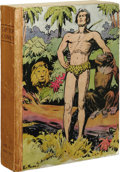 Golden Age (1938-1955):Miscellaneous, Tip Top Comics #1-12 Bound Volume (United Features Syndicate, 1936-37) Condition: VG+. From the outside, this is the nicest ...