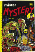 Golden Age (1938-1955):Horror, Mister Mystery #2 (Aragon Magazines, Inc., 1951) Condition: NM.While we've offered this pre-Code issue quite a few times, w...