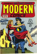 Golden Age (1938-1955):War, Modern Comics #59 Mile High pedigree (Quality, 1947) Condition:NM-. Torchy appears in this issue, so do we really need to m...