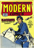 Golden Age (1938-1955):War, Modern Comics #61 Mile High pedigree (Quality, 1947) Condition: NM.Blackhawk is backed up by Torchy (with Bill Ward art) an...