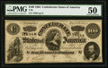 Confederate Notes:1864 Issues, T65 $100 1864 PF-490 Cr. 491.. ...