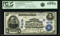 National Bank Notes, Saint Louis, MO - $5 1902 Date Back Fr. 593 The NB of Commerce Ch.# (M)4178. ...