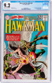 The Brave and the Bold #42 Hawkman (DC, 1962) CGC NM- 9.2 Cream to off-white pages