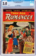 Golden Age (1938-1955):Romance, Teen-Age Romances #34 (St. John, 1953) CGC GD/VG 3.0 Off-white to white pages....