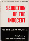 Books:Hardcover, Seduction of the Innocent - First Edition with Bibliographical Note (Rinehart, 1953) Condition: FN....
