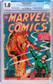 Marvel Comics #1 October Copy (Timely, 1939) CGC FR 1.0 Off-white to white pages