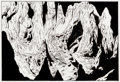 Original Comic Art:Illustrations, Rick Hoberg Star Wars Wampa Lair on Hoth IllustrationOriginal Art (Lucas Films, undated). ...