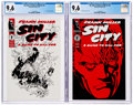 Modern Age (1980-Present):Alternative/Underground, Sin City: A Dame to Kill For #2 and 6 CGC-Graded Group (Dark Horse,1994) CGC NM+ 9.6.... (Total: 2 )