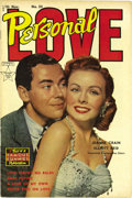 Golden Age (1938-1955):Romance, Personal Love #24 (Famous Funnies, 1953) Condition: VF. Personally,we love Frank Frazetta, and we took it personally that n...