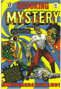 Golden Age (1938-1955):Horror, Shocking Mystery Cases #51 Mile High pedigree (Star Publications,1952) Condition: NM-. L. B. Cole lent his usual flair to t...
