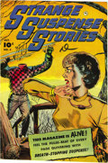 Golden Age (1938-1955):Horror, Strange Suspense Stories #3 Mile High pedigree (Fawcett, 1952)Condition: VF+. Missing this issue of the pre-Code series? Do...