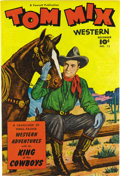 Golden Age (1938-1955):Western, Tom Mix Western #12 Mile High pedigree (Fawcett, 1948) Condition:NM. Have a look at our scan and you'll agree with us that ...