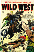 Golden Age (1938-1955):Western, Wild West #2 Mile High pedigree (Marvel, 1948) Condition: NM-. ThisEdgar Church copy's super-supple! Syd Shores is credited...