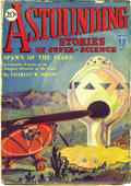Pulps:Science Fiction, Astounding Stories Group (Street & Smith, 1930) Condition:Average VG. Here are the second and third issues of Astounding ...(Total: 2 Items)