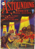 Pulps:Science Fiction, Astounding Stories Group (Street & Smith, 1930-31) Condition:Average VG+. This group consists of a near-complete run dating...(Total: 12 Items)