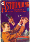 Pulps:Science Fiction, Astounding Stories Group (Street & Smith, 1940-45) Condition:Average VG+. This lot consists of two full magazine-size boxes...(Total: 75 Items)