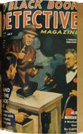 Pulps:Detective, Black Book Detective Bound Volumes Group (Standard, 1939-53). Hereare 11 volumes containing issues of Black Book Detectiv... (Total:11 Items)