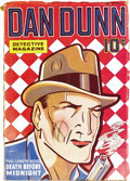 Pulps:Detective, Dan Dunn Detective Magazine Group (CJH Publications, 1936)Condition: Average VG. Here are both issues of this unusual pulp... (Total: 2 Items)