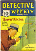 Pulps:Detective, Detective Fiction Weekly Group Plus (Various, 1931-52) Condition: Average VG. This lot includes groups of Detective Fictio... (Total: 32 Items)