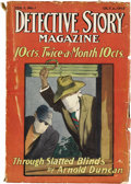Pulps:Detective, Detective Story Magazine Group (Street & Smith, 1915-43) Condition: Average VG. This group offers issues dated October 5, 19... (Total: 32 Items)