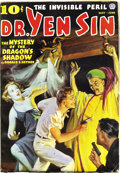 Pulps:Detective, Dr. Yen Sin Group (Popular, 1936). This pulp series only lasted for three issues, so the two issues offered here represent a... (Total: 2 Items)