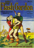Pulps:Science Fiction, Flash Gordon Strange Adventure Magazine V1#1 (CJH Publications,1936) Condition: Apparent VG+. The only issue of this rare p...