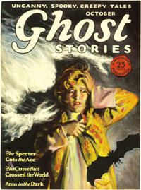 Ghost Stories Group (Macfadden, 1927-29) Condition: Average FN-. Considering the size of these vintage magazines, these...