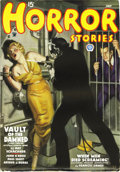 Pulps:Horror, Horror Stories Group (Popular, 1935-41). Horror stories are definitely the focus of this highly collectible pulp series! Inc... (Total: 8 Items)