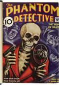Pulps:Detective, The Phantom Detective Bound Volumes Group (Standard Magazines,1934-41). These are five volumes containing issues of The P...(Total: 5 Items)