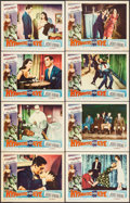 """Movie Posters:Horror, The Hypnotic Eye (Allied Artists, 1960). Lobby Card Set of 8 (11"""" X14""""). Horror.. ... (Total: 8 Items)"""