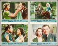 "Movie Posters:War, Reach for the Sky (Rank, 1956). British Lobby Cards (4) (11"" X14""). War.. ... (Total: 4 Items)"