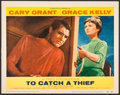 "Movie Posters:Hitchcock, To Catch a Thief (Paramount, 1955). Lobby Card (11"" X 14"").Hitchcock.. ..."