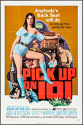 "Movie Posters:Bad Girl, Pick Up on 101 (American International, 1972). One Sheet (27"" X41"") & Lobby Card Set of 8 (11"" X 14""). Bad Girl.. ... (Total:9 Items)"