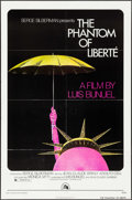 """Movie Posters:Foreign, The Phantom of Liberty (20th Century Fox, 1974). One Sheet (27"""" X 41""""). Foreign.. ..."""