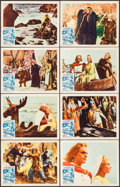 """Movie Posters:Fantasy, The Day the Earth Froze (Filmgroup, 1963). Lobby Card Set of 8 (11""""X 14""""). Fantasy.. ... (Total: 8 Items)"""