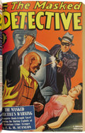 Pulps:Miscellaneous, Detective Pulps Bound Volumes Group (Best Publications, 1940-53). This lot consists of nine volumes containing detective pul... (Total: 9 Items)