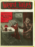 Pulps:Horror, Weird Tales June 1923 (Popular Fiction, 1923) Condition: VG+. This solid copy is in impressive condition for such an early b...