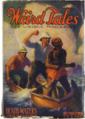 Pulps:Horror, Weird Tales December 1924 (Popular Fiction, 1924) Condition: VG.Stories by Henry W. Whitehill and Frank Belknap Long. Pages...