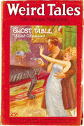 Pulps:Horror, Weird Tales Group (Popular Fiction, 1927-28) Condition: AverageVG-. This group consists of issues dated December 1927, Janu...(Total: 10 Items)