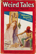 Pulps:Horror, Weird Tales Group (Popular Fiction, 1928-29) Condition: Average VG.A nice large group, consisting of a complete run of 10 m... (Total:10 Items)