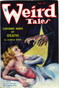 Pulps:Horror, Weird Tales Group (Popular Fiction, 1934-35) Condition: Average FN. This lot consists of high-grade copies dated July 1934, ... (Total: 6 Items)