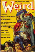 Pulps:Horror, Weird Tales Group (Popular Fiction, 1939-41) Condition: AverageVG+. A large group, consisting of issues dated February 1939...(Total: 18 Items)