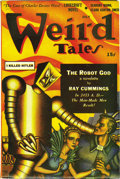 Pulps:Horror, Weird Tales Group (Popular Fiction, 1941-45) Condition: Average VG. This large group lot consists of issues dated July 1941,... (Total: 20 Items)