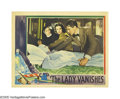 "Movie Posters:Hitchcock, The Lady Vanishes (Gaumont British, 1938). Lobby Card (11"" X 14"").This lobby card is the highlight of the set. Michael Redg..."