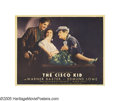 "Movie Posters:Western, The Cisco Kid (Fox, 1931). Title Lobby Card and Lobby Cards (3)(11"" X 14""). Warner Baxter reprises the role he won an Oscar... (4Items)"